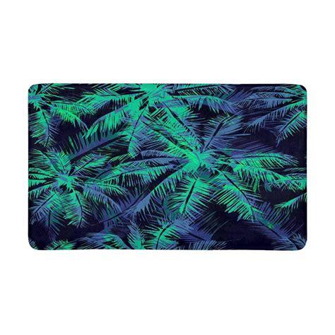 palm tree doormat palm tree indoor doormat non slip front entrance door mat