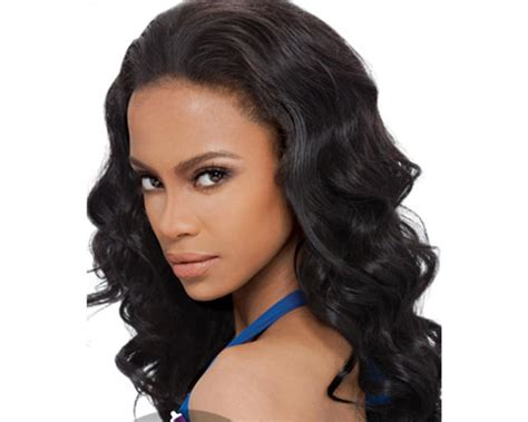 35 Simple But Beautiful Weave Hairstyles For Black Women