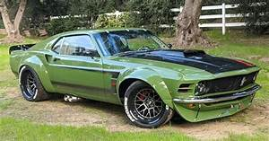 1970 Ford Mustang Built From The Ground Up - Ford Daily Trucks