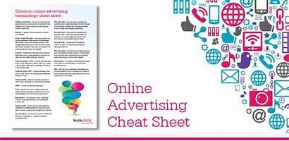 Advertising Sheet Cheat Glossary