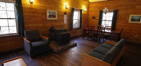 standard cabins tennessee state parks