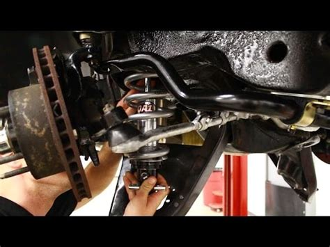 Install Pro Coil Shock Systems Car Fix Diy Videos