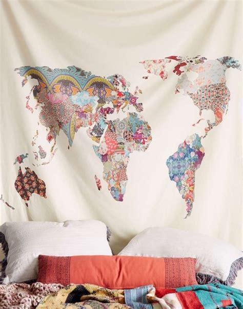 papier peint multicolore chambre 1001 projets et idées géniales de tête de lit à faire