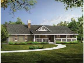 Spectacular Single Story Ranch Homes by Eplans Ranch House Plan A Sense Of Spaciousness 1408