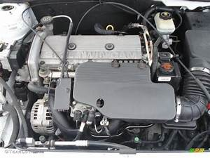 2001 Pontiac Grand Am Se Sedan 2 4 Liter Dohc 16