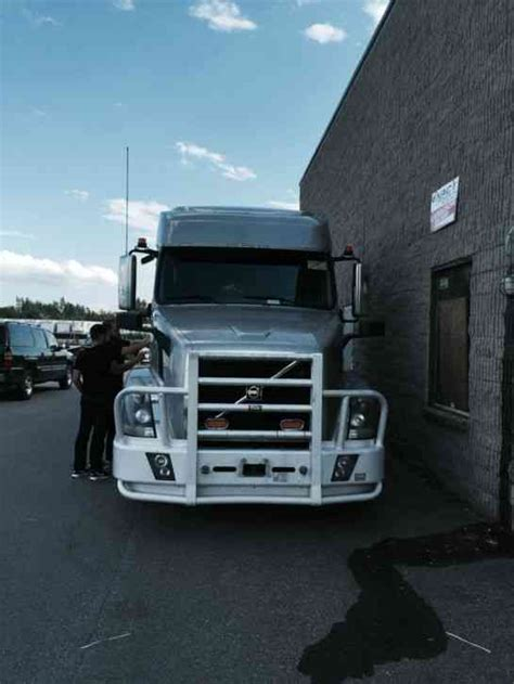 2012 volvo truck price volvo vnl 730 2012 sleeper semi trucks