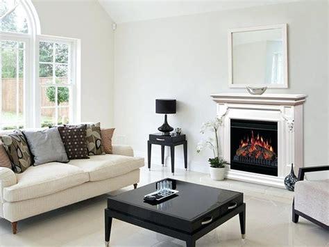 electric fireplace built  wall mount bookshelves