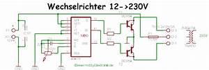 Photovoltaikanlage Selber Bauen : 42 wechselrichter 12 230v auf knolles elektronik basteln page bauanleitungen mit ~ Whattoseeinmadrid.com Haus und Dekorationen