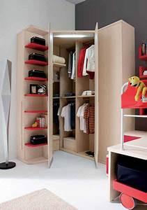 Armoire Metallique Chambre Ado : armoire de chambre pour ado ~ Melissatoandfro.com Idées de Décoration