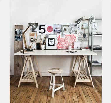 fabriquer bureau fabriquer un bureau soi même quelques idées simples et