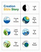 6 Best Images of Story Of Creation Printable - Creation ...