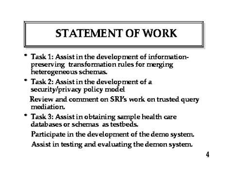 Software Development Statement Of Work Template - Costumepartyrun