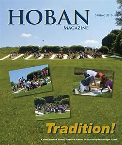 Hoban Magazine Spring 2016 by Archbishop Hoban High School ...