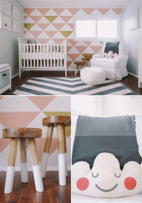 babykamer inspiratie roze grijs interieur kids hippe babykamer inspiratie in roze