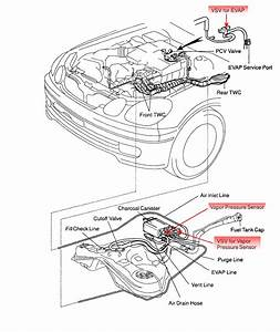 00 Lexus Rx300 Engine Diagram