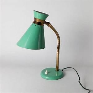 Lampe Diabolo Annes 50 QuotEnjoyquot Superbe Lampe De Bureau