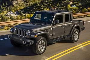 Jeep Wrangler Pick Up : jeep wrangler pickup rendering ~ Medecine-chirurgie-esthetiques.com Avis de Voitures