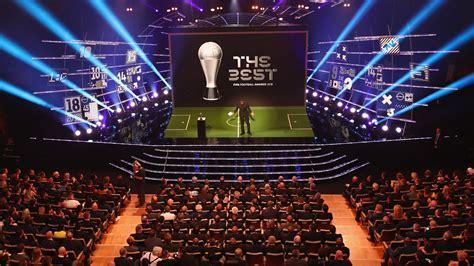 FIFA Announces Best FIFA Football Awards Ceremony