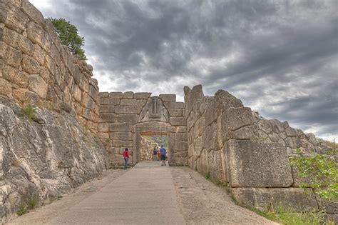 Archaeological Site of Mycenae - GTP