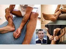Arsenal star Santi Cazorla almost lost foot to gangrene