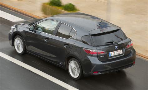 2012 Lexus Ct 200h Preview