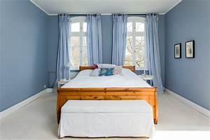 Grau Blau Wandfarbe : wandfarbe blau grau anna von mangoldt ~ Indierocktalk.com Haus und Dekorationen