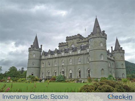 si鑒e auto castle i 5 castelli da visitare in scozia dalle highlands fino ad edimburgo