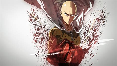 saitama  punch man wallpapers  laptop