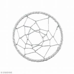 Tissu Attrape Reve : pendentif attrape r ves en tissu gris 60 mm ~ Teatrodelosmanantiales.com Idées de Décoration