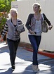 Mari Anne Hough in Julianne Hough Lunches With Her Mom ...