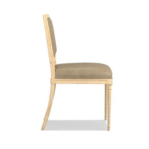 louis xvi side chair williams sonoma
