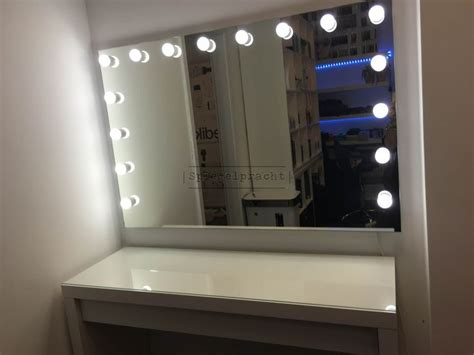 Make-up / Theater / Visagie spiegel Hollywood H01