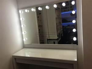 Make Up Spiegel : 25 beste idee n over badkamer make up spiegels op pinterest ~ Orissabook.com Haus und Dekorationen