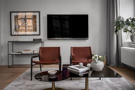 Refined Room Designs In Grey Decor