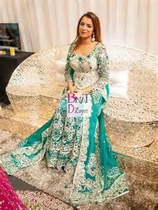 robe mariage algerien tenues de mariage algerien modeles de caftans karakou et robes d caftan haute couture
