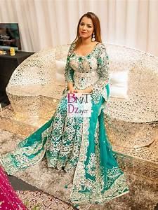 tenues de mariage algerien modeles de caftans karakou et With robe fiancaille orientale