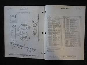 Find 1967 Evinrude Outboard Motor 6 Hp Parts Catalog