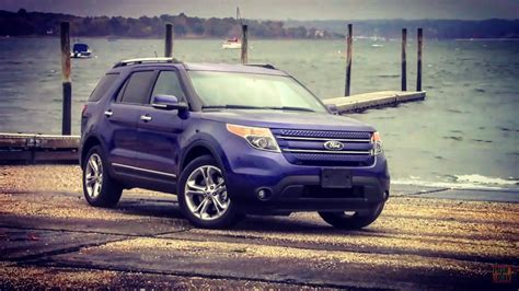 ford explorer test drive  review youtube