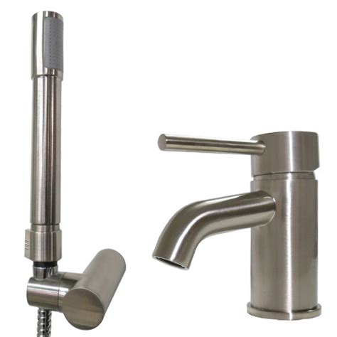 Faucet With Sprayer by Contempo Bath Faucet With Pullout Sprayer Itc Rv