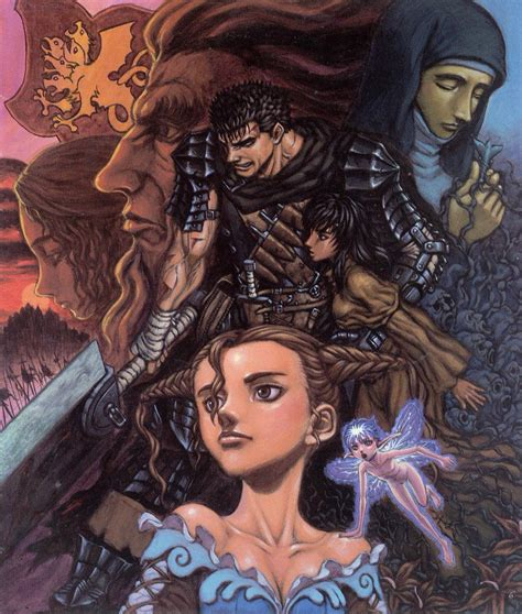 favorite paintings  miura berserk