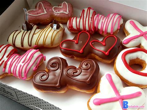 Krispy Kreme Halloween Donuts Philippines by A Boxful Of Love From Krispy Kreme S Valentines Doughnuts