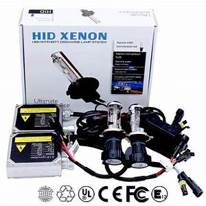 China 35w H4 Car Xenon Hid Kit With Ballast Lump For Auto