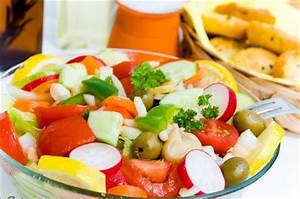 Recettes De Fetes Originales : salades compos es cinq recettes originales salades ~ Melissatoandfro.com Idées de Décoration