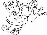 Coloring Tadpole Frog Printable Getcolorings sketch template