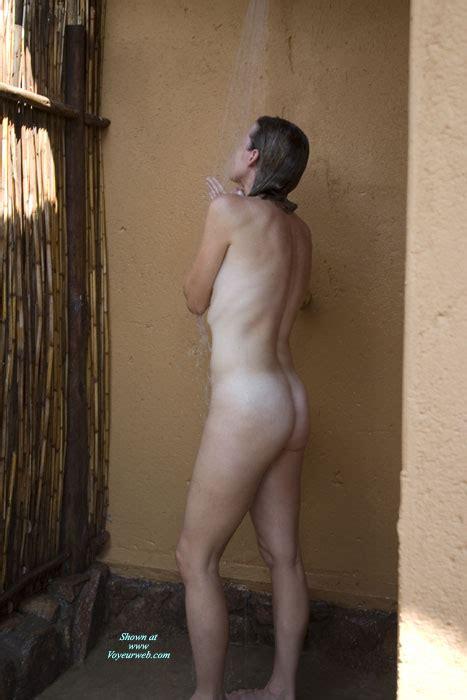 Shy Wife Gets Naked April 2008 Voyeur Web