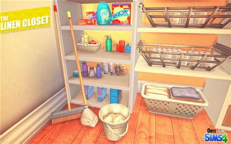 ts4 the linen closet onyx sims