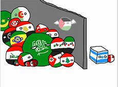 Semitic family photo polandball