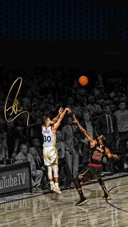 Curry Stephen Basketball Steph Wallpapers Nba Warriors