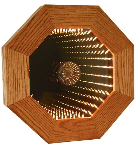 octagon infinity light plans wood projects