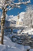 Baeryn, Bavaria, Germany   Winter landscape, Beautiful ...